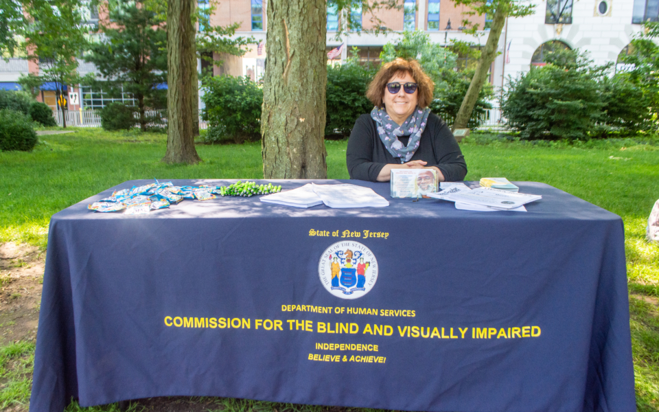 FamilyFunDay CommissionforBlind
